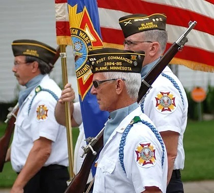 Sgt John Rice - VFW Post 6316 Blaine MN